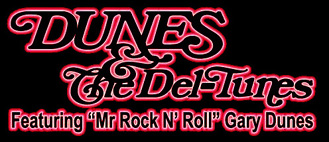 Dunes & The Del-Tunes Website